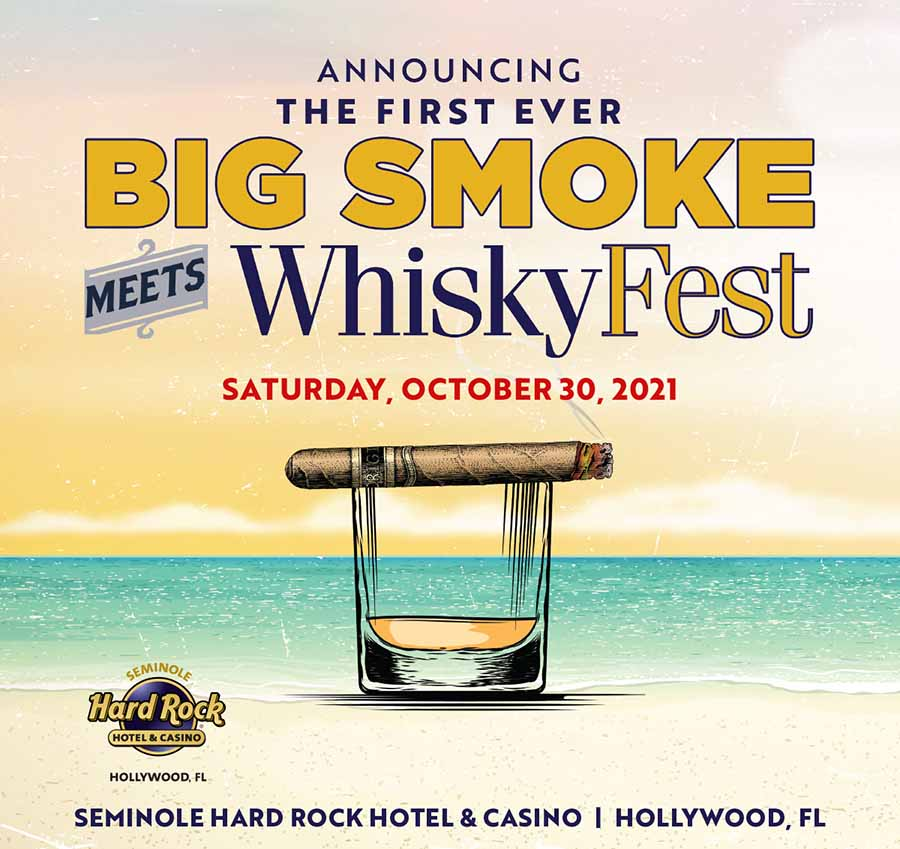 Big Smoke Meets WhiskyFest